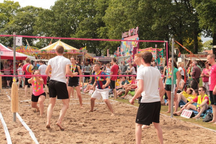 Teams Beachvolleybal + reglement