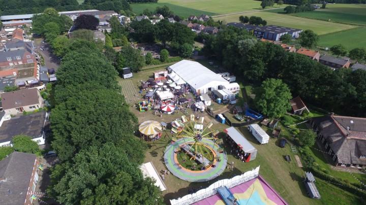 Save the date: Haarles Feest 2018 : 31 mei, 1, 2, 3, juni en Drone beelden Haarles Feest 2017!
